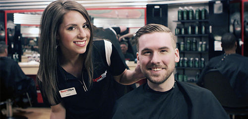 Sport Clips Haircuts of Clairemont Town Square Haircuts